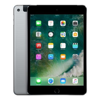 iPad Mini 4 128 GB Cellular, Space Grey
