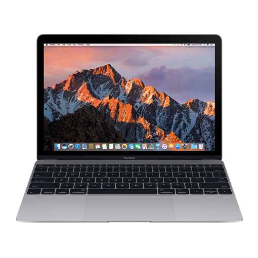 MacBook 12-inch 512 GB, Space Grey