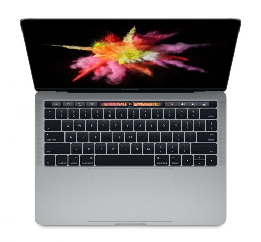 MacBook Pro 13-inch Touch Bar 512 GB, Touch ID, Gray colour