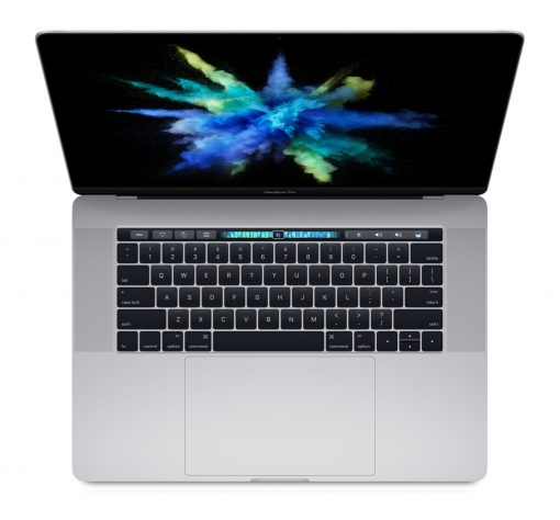 MacBook Pro 15-inch Touch Bar 256 GB, Touch ID, Space Grey